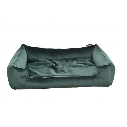 DOGIDIGI atviras gultas šunims - žalias DOGIDIGI Basic atviri gultai