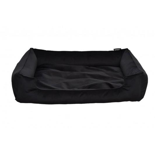 DOGIDIGI atviras gultas šunims - juodas DOGIDIGI Basic atviri gultai