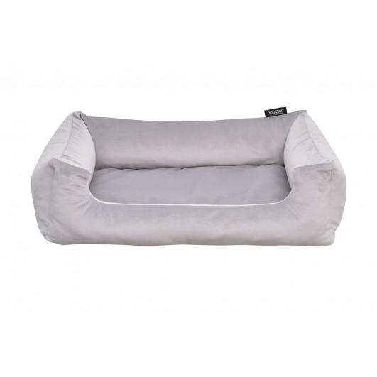 DOGIDIGI atviras gultas šunims - pilkas
