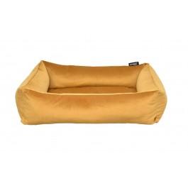 DOGIDIGI uždaras gultas šunims - geltonas