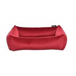 DOGIDIGI uždaras gultas šunims - raudonas