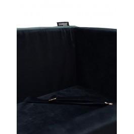 DOGIDIGI automobilio gultas šunims - juodas