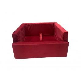 DOGIDIGI automobilio gultas šunims - raudonas