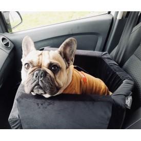 DOGIDIGI automobilio gultas šunims - juodas - neperšlampamas