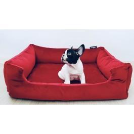 DOGIDIGI atviras gultas šunims - raudonas