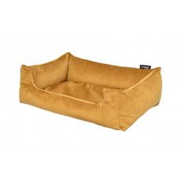 DOGIDIGI atviras gultas šunims - geltonas