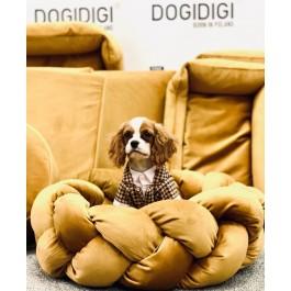 DOGIDIGI pintas gultas šunims - geltonas