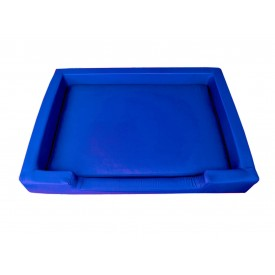 Fafik Kodura Basic gultas šunims - mėlynas