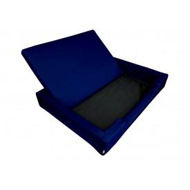 Fafik Kodura Basic gultas šunims - tamsiai mėlynas