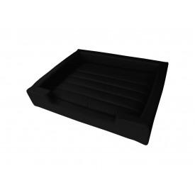 Fafik Kodura Line gultas šunims - juodas