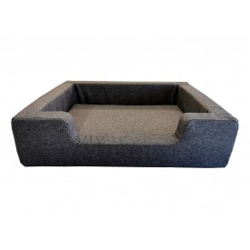 Filipek Basic gultas šunims - tamsiai pilkas