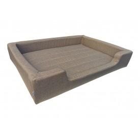 Filipek Line gultas šunims - smėlio spalvos