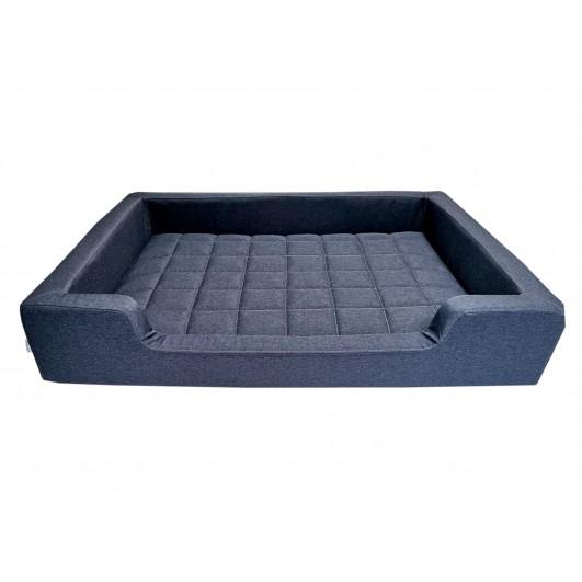 Filipek Quattro gultas šunims - mėlynas