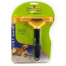 Furminatorius Deluxe Large trumpo plauko šunims
