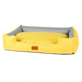 Halka Life Boo gultas šunims - geltonas