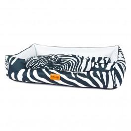Halka Life Boo gultas šunims - zebra