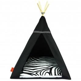 Glamour Teepee namelis-palapinė – Zebra