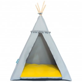 Teepee namelis-palapinė – Yellow