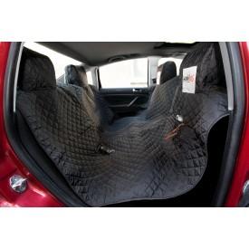 Automobilio sėdynių užtiesalas šunims (juodas) - standard