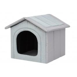 Būdelė šunims Inari - pilka