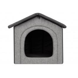 Būdelė šunims Inari - šviesiai pilka/grafito