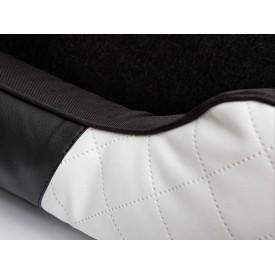 Cesar Exclusive guolis šunims juodas su baltais šonais (eco oda)