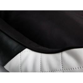 Cesar Perfect guolis šunims juodas su baltais šonais (eco oda)