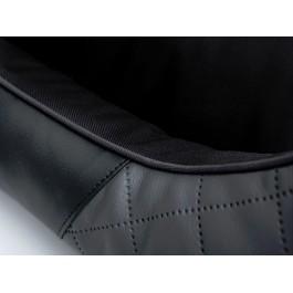 Cesar Perfect guolis šunims juodas su pilkais šonais (eco oda)