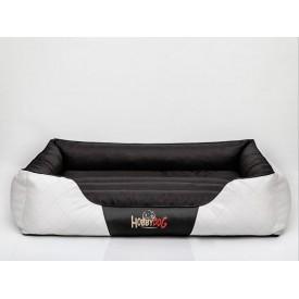 Cesar Standard guolis šunims juodas su baltais šonais (eco oda)