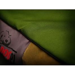 Čiužinys šunims tamsiai žalias