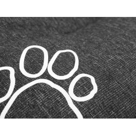 Čiužinys šunims Eco Prestige - juodas - Ekolen audinys