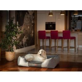 Cordura Comfort guolis šunims - tamsiai pilkas - Ekolen audinys