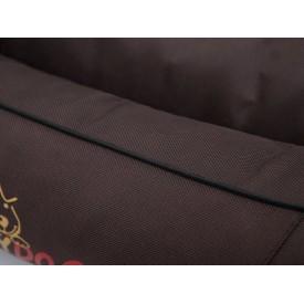 Cordura Comfort guolis šunims tamsiai rudas