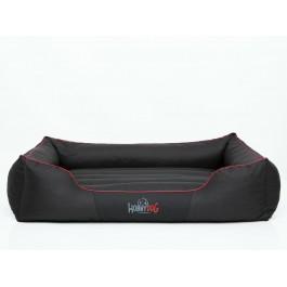 Cordura Comfort guolis šunims juodas su raudona juostele