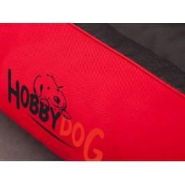 Cordura Comfort guolis šunims pilkas ir raudonas