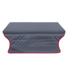 """Šuns gultas automobilio bagažinei """"Light Trunk"""" (pilkas)"""