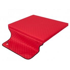"""Šuns gultas automobilio bagažinei """"Light Trunk"""" (raudonas)"""