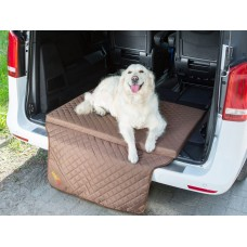 """Šuns gultas automobilio bagažinei """"Light Trunk"""" (šviesiai rudas)"""