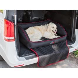"""Šuns gultas automobilio bagažinei """"Royal Trunk"""" (juodas)"""