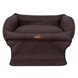 """Šuns gultas automobilio bagažinei """"Royal Trunk"""" (tamsiai rudas)"""