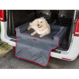 """Šuns gultas automobilio bagažinei """"Viki Trunk"""" (pilkas)"""