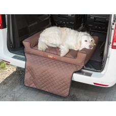 """Šuns gultas automobilio bagažinei """"Viki Trunk"""" (šviesiai rudas)"""