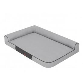 Best gultas šunims - pilkas, Oxford audinys