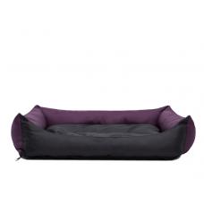 Eco guolis šunims - juodas/maroon