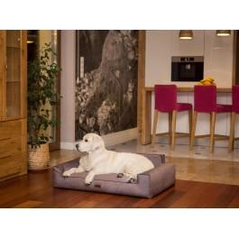 Hobby Dog Glamour New guolis šunims rudas (aksomas)