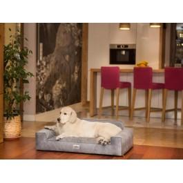 Hobby Dog Glamour New guolis šunims pilkas (aksomas)