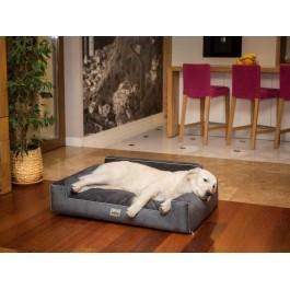 Hobby Dog Glamour New guolis šunims juodas (aksomas)