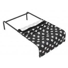 Iron gultas šunims - juodas su pėdutėmis