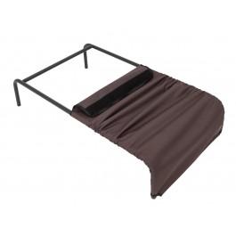 Iron gultas šunims - rudas