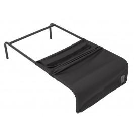 Iron gultas šunims - juodas